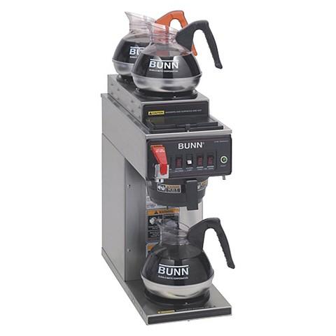 Coffee Maker Reviews Target : Bunn CWTF15-3 Coffee Maker : Target