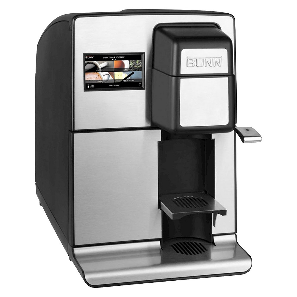 Bunn My Cafe Mco Single Serve Commercial Automatic Coffee Brewer, Black