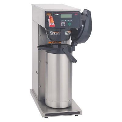 BUNN AXIOM DV APS Dual Voltage Airpot Coffee Brewer with LCD