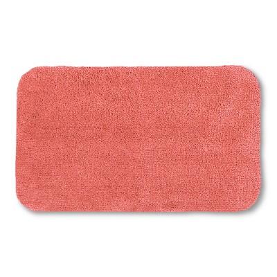 "Room Essentials™ Bath Rug - Georgia Peach (20x34"")"