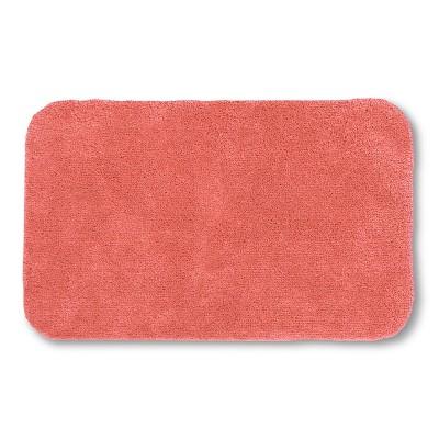 "Room Essentials™ Bath Rug - Georgia Peach (23.5x38"")"