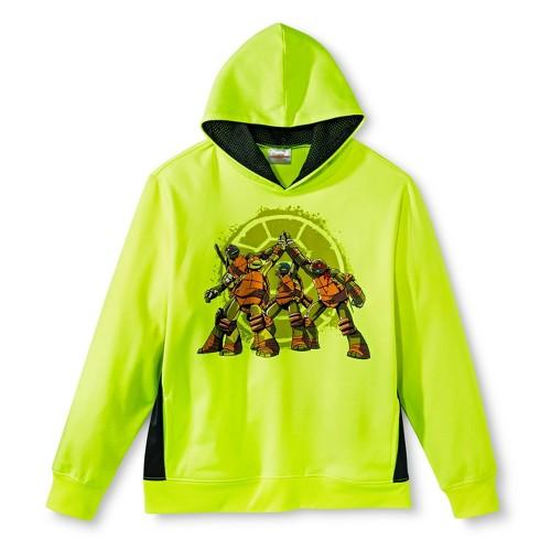 Details about Teenage Mutant Ninja Turtles Boys' Activewear Hoodie