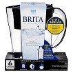 Brita® Space Saver Water Filter- Black