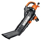 WORX 3 in 1 System. Vacuum, Blower and Mulcher