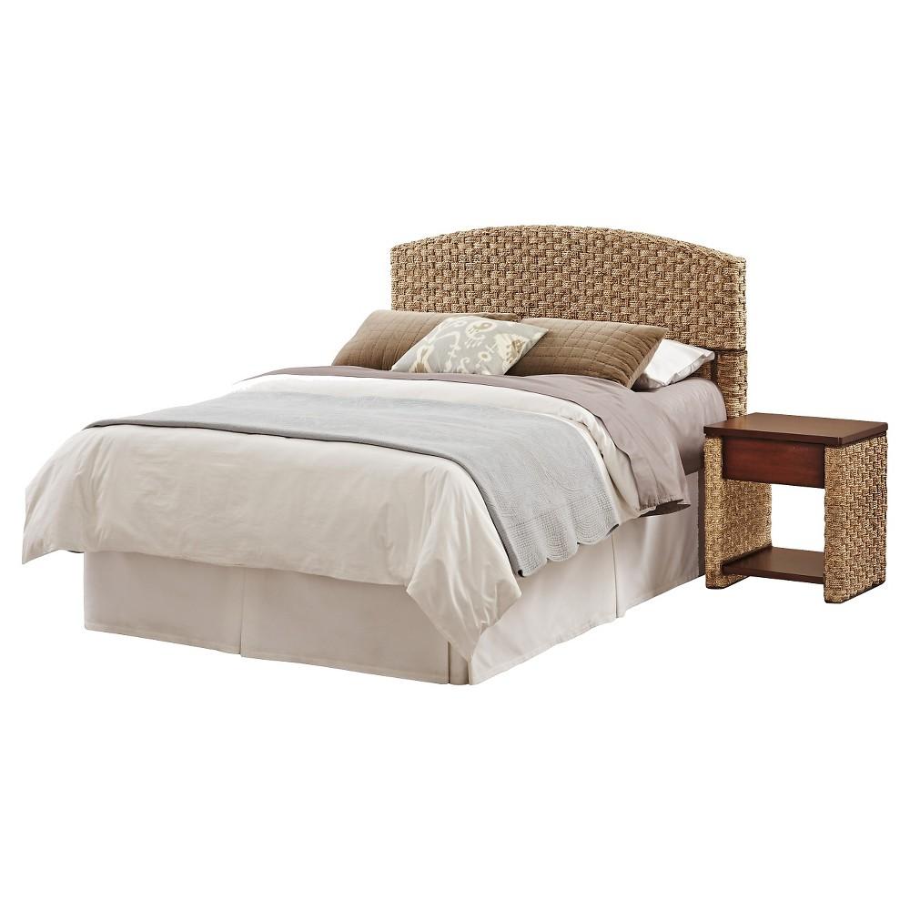 Bedroom Set Cabana Banana Ii Headboard And Night Stand Honey Finish