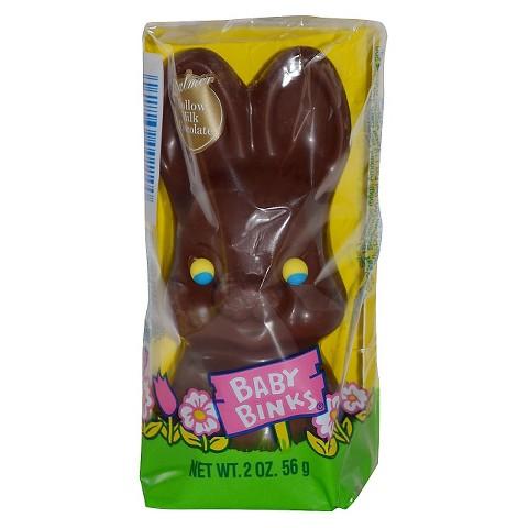 Palmer Baby Binks Hollow Milk Chocolate Bunny 2 oz