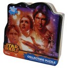 Star Wars Collector's Tin Puzzle - Classic Han Solo, Leia, Luke