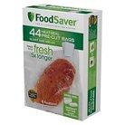 Foodsaver Heat Seal Quart Bags (44 Count)