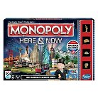 Monopoly Here and Now Board Game