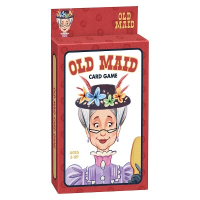 Cartamundi Old Maid Card Game