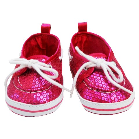 baby sequin shoes pink target