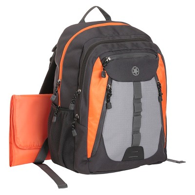 Jeep Back Pack Diaper Bag