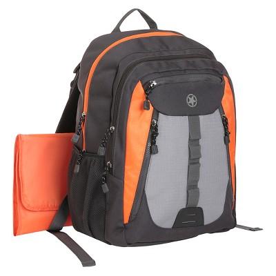 Jeep Back Pack Diaper Bag