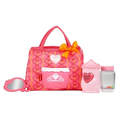 Fisher-Price Princess Mommy Care & Carry Tote