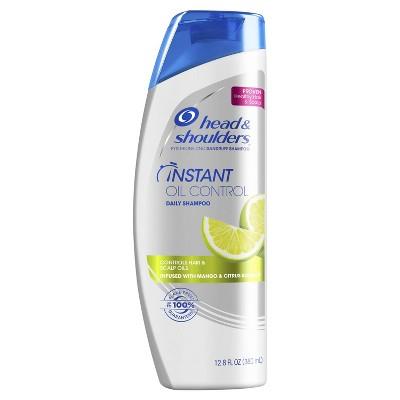 Head & Shoulders Instant Oil Control Dandruff Shampoo - 12.8 fl oz