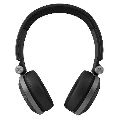 JBL E40BT Bluetooth Wireless On-Ear Headphones - Black (E40BTBLK))