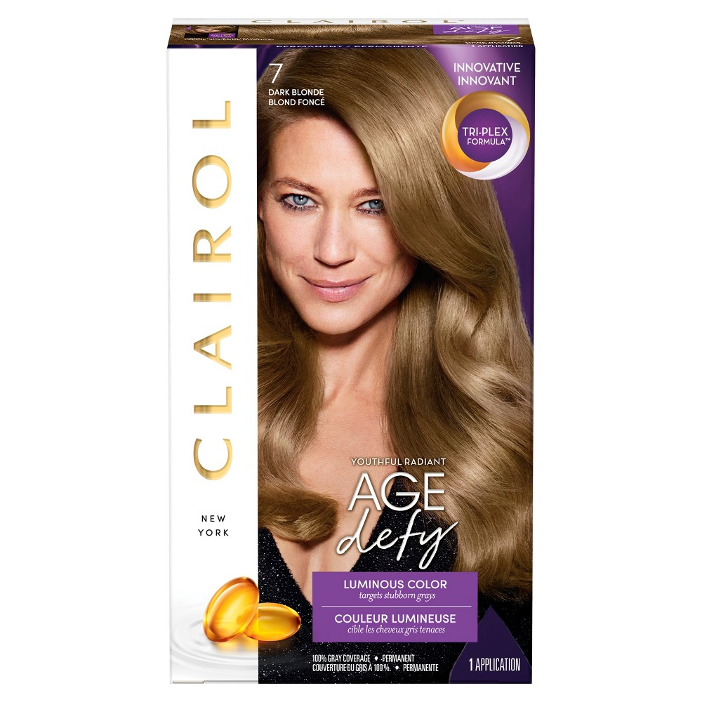 Search Clairol Nice N Easy Permanent Hair Color Natural