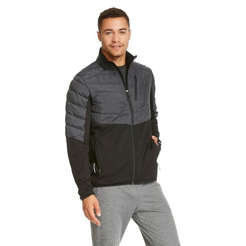 C9 Champion® - Men's Hybrid Shell Jacket Heather