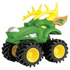 John Deere Monster Treads Tractor with Armor Vehicle