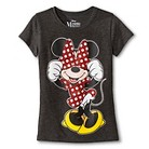 Disney Minnie Mouse Girls' Graphic Tee