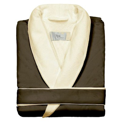 Kassatex Spa Bath Robe - Chocolate (S/M)