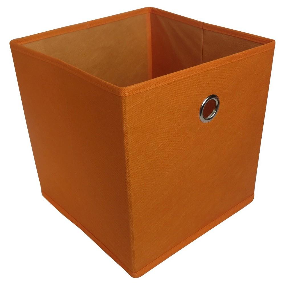fabric cube storage bin 11