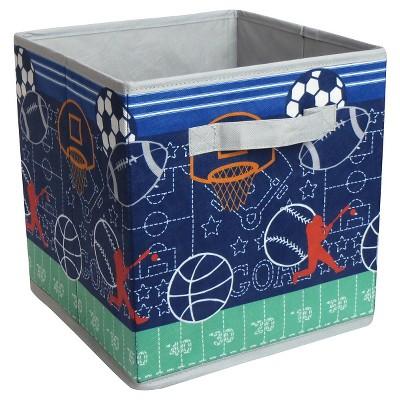 Circo™ Storage bin, sport game print