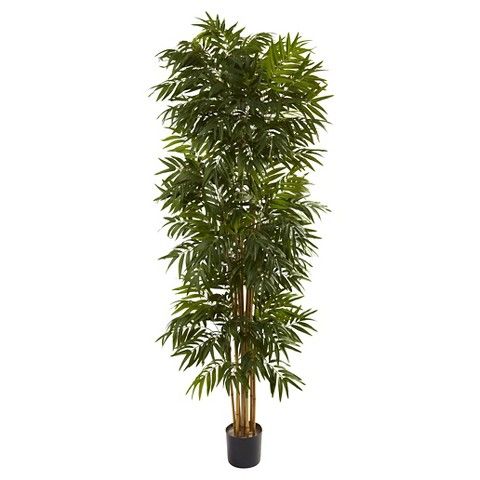 Nearly natural 7 5 phoenix palm tree product details page