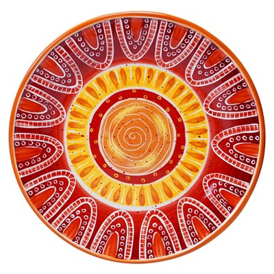 "Certified International Tapas Round Platter (16"")"