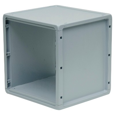 itso Modular Storage Cube – Porcelain Gray