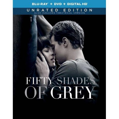 Fifty Shades of Grey (2 Discs) (Includes Digital Copy) (UltraViolet) (Blu-ray/DVD)