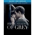 Fifty Shades of Grey (2 Discs) (Includes Digital Copy) (UltraViolet) (Blu-ray/DVD) (W) (Widescreen)