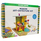 Wood Craft Kit Kid Made Modern Paint Brushes