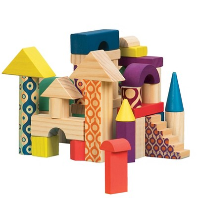 B. Wood U Build It (Architectural Blocks)
