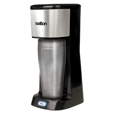 SALTON® Single Serve Travel Coffee Maker