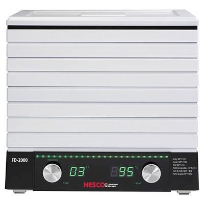 Nesco® Square Dehydrator (& Jerky Maker) FD-2000