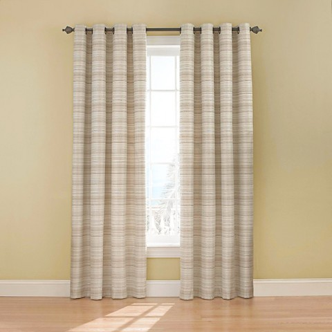 Eclipse Thermaback Bellagio Blackout Window Curtain Panel
