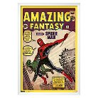 Art.com Spider-Man Amazing Fantasy 15 Comic Post