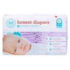 Honest Diapers Leopard - Size Newborn (40 Count)