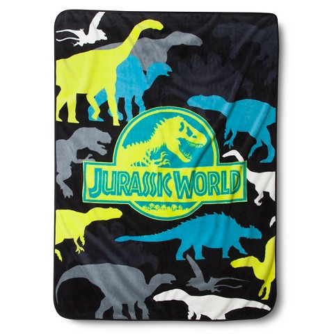 Jurassic World Throw