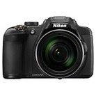 Nikon Coolpix P610 16MP Digital Camera with 60X Optical Zoom