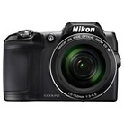 Nikon Coolpix L840 16MP Digital Camera with 38X Optical Zoom - Black