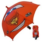 Toddler Boys' Cars Umbrella - Red