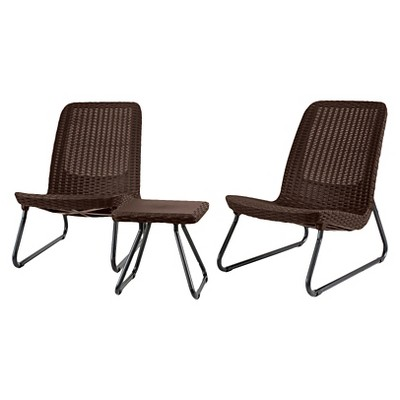 Patio Seating Set Keter