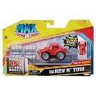 Max Tow Truck Max Mini Rev 'N Tow - Red