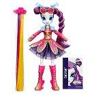 My Little Pony Equestria Girls Rainbow Rocks Rarity Rockin' Hairstyle Doll