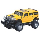 WebRC™ Hummer H2 Truck - Yellow