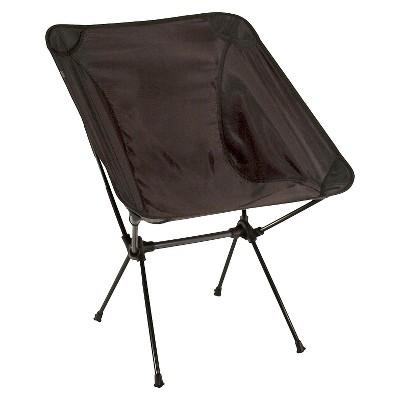 Portable Chair Travel Chair Black