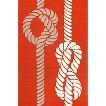 Indoor/Outdoor Rope Knot Rug