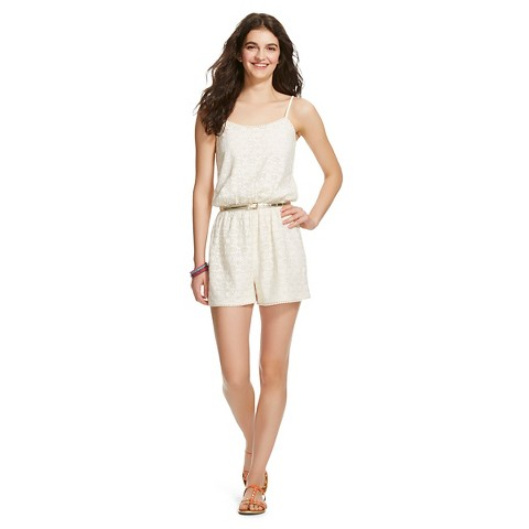 Lace Romper - Mossimo Supply Co.